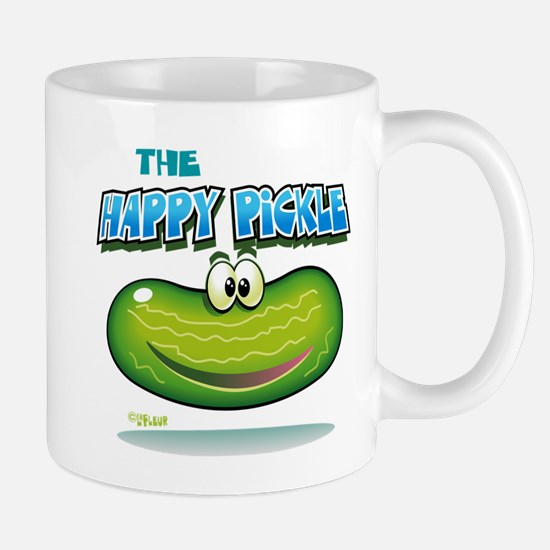 The Happy Pickle Mug