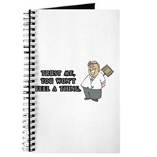 Surgeon or Anesthesiologist Journal