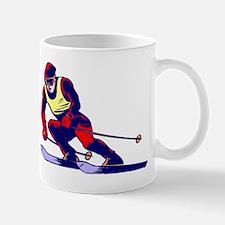 Ski Racer Mugs