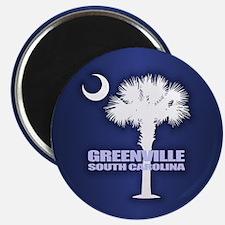 Greenville SC Magnets