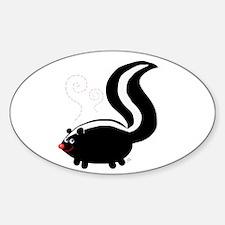Stinky Skunk Decal