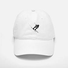Ski Racer Baseball Baseball Baseball Cap