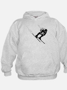 Ski Racer Hoodie