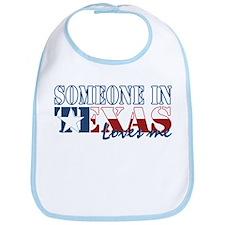 Someone in Texas Bib