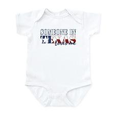 Someone in Texas Infant Bodysuit