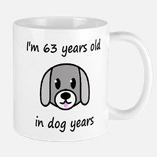 9 dog years 2 Mugs