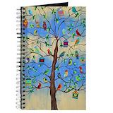 Bird Journals & Spiral Notebooks
