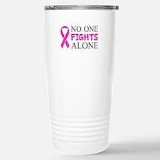 No One Fights Alone Travel Mug