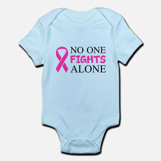 No One Fights Alone Body Suit