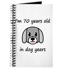 10 dog years 2 - 2 Journal