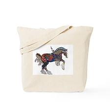 Tatooed Gypsy Tote Bag