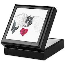 Heart Horses Keepsake Box