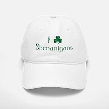 I Love Shenanigans Baseball Baseball Cap