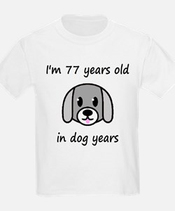11 dog years 2 T-Shirt