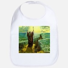 Moses MIracle at the Red Sea Israel Promised L Bib