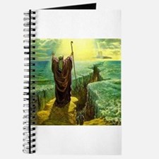 Moses MIracle at the Red Sea Israel Promis Journal