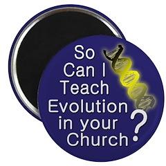 Can I Teach Evolution in Your Church?