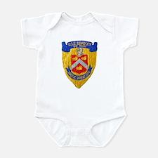 USS BRADLEY Infant Bodysuit