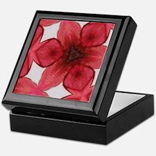 poppy love Keepsake Box