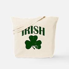 Irish Shamrock (Green) Tote Bag
