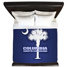 Columbia SC King Duvet
