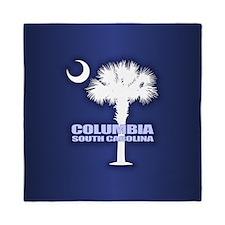 Columbia SC Queen Duvet