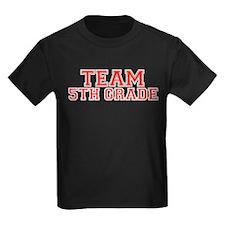 Team 5th Grade T