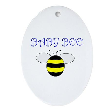 BABY BEE Ornament/Balloon Weight/Nursery Decoratio