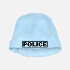 Police baby hat