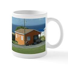 Colorful Houses Mugs