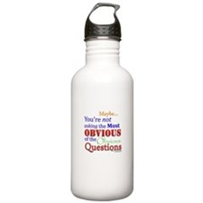 Cute The bible Water Bottle