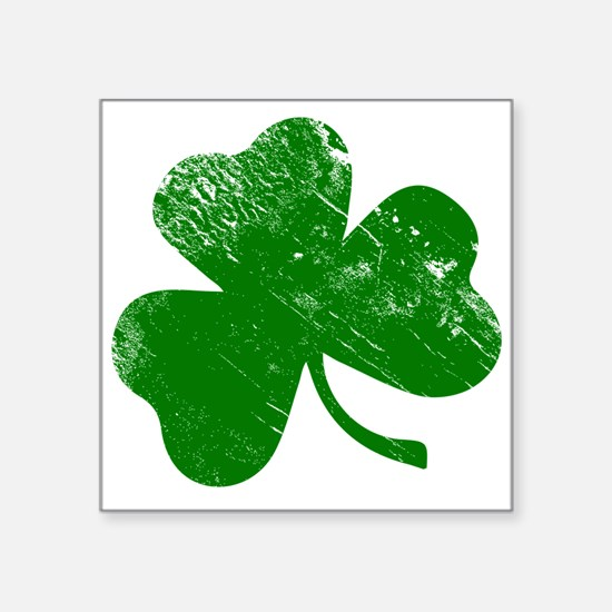 Shamrock (Green) Sticker