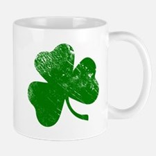 Shamrock (Green) Mugs