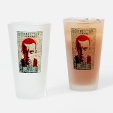 Vladimir Mayakovsky Russian Soviet Drinking Glass