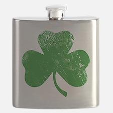 Shamrock Flask