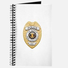 Police Badge Journal