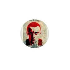 Vladimir Mayakovsky Russian Soviet fut Mini Button
