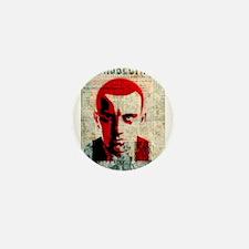 Vladimir Mayakovsky Russian Soviet fut Mini Button