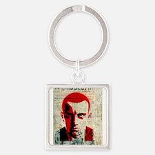 Vladimir Mayakovsky Russian Soviet futur Keychains