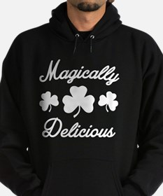 Magically Delicious Shamrock Hoodie