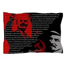 Lenin Pillow Case