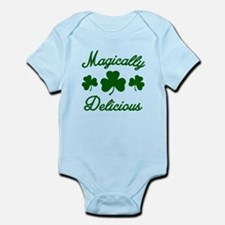 Magically Delicious Shamrock Body Suit