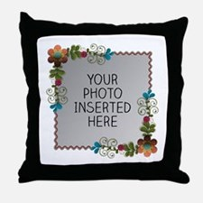 Growing Spaces Throw Pillow