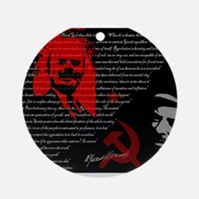 Lenin Ornament (Round)