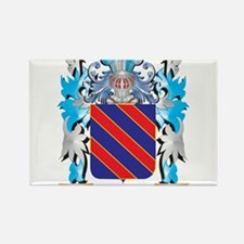 Zabala Coat of Arms - Family Crest Magnets