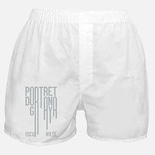 Oscar Wilde - Dorian Gray Boxer Shorts