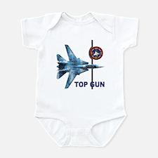 United States Navy Fighter We Infant Bodysuit