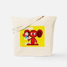 Cheburashka Soviet Animation Soyuzmultfil Tote Bag