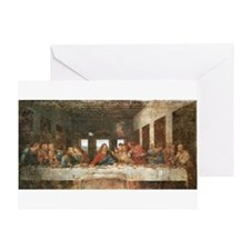 DaVinci Eight Shop Greeting Card
