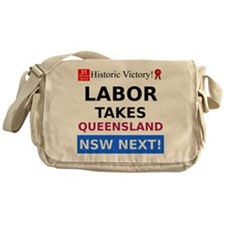 Funny New south wales Messenger Bag